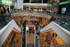 Bullring Birmingham shopping centre