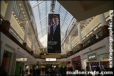 Inside Merry Hill shopping centre Dudley