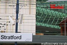 Westfield Stratford City shopping centre photo