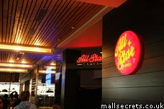 All Star Lanes bowling, Westfield Stratford City