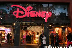 Disney Store, Oxford Street, London