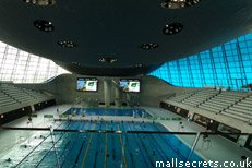 Swimming pool at Queen Elizabeth Park