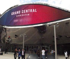 Grand Central Birmingham.  Pic: Elliott Brown