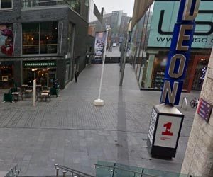 Odeon cinema at Liverpool One