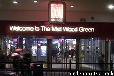 Wood Green shopping centre