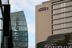 Premier Inn hotel, London Stratford photo