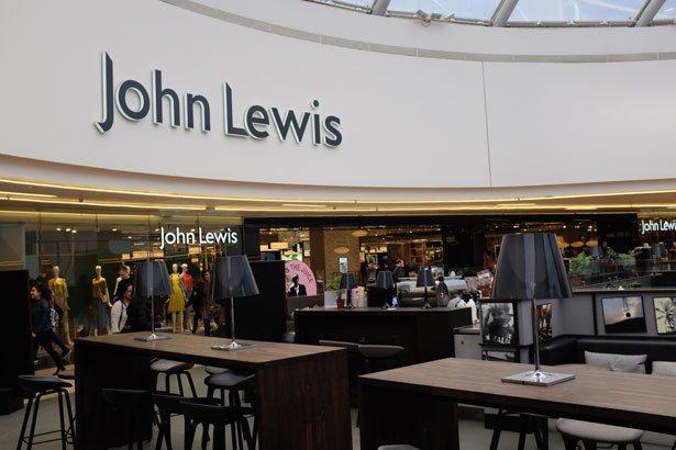 John Lewis at Grand Central Birmingham
